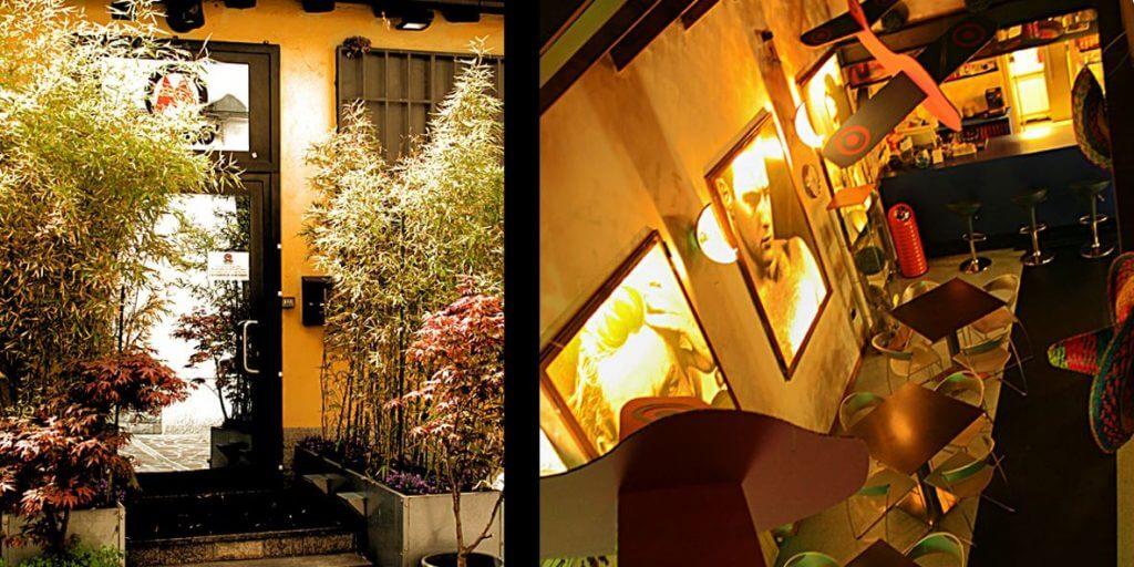 Metro Club Milan Sauna