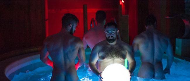 Spartacus Sauna Rome gay