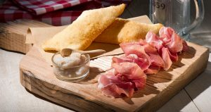 Gnocco fritto Bologna what to eat