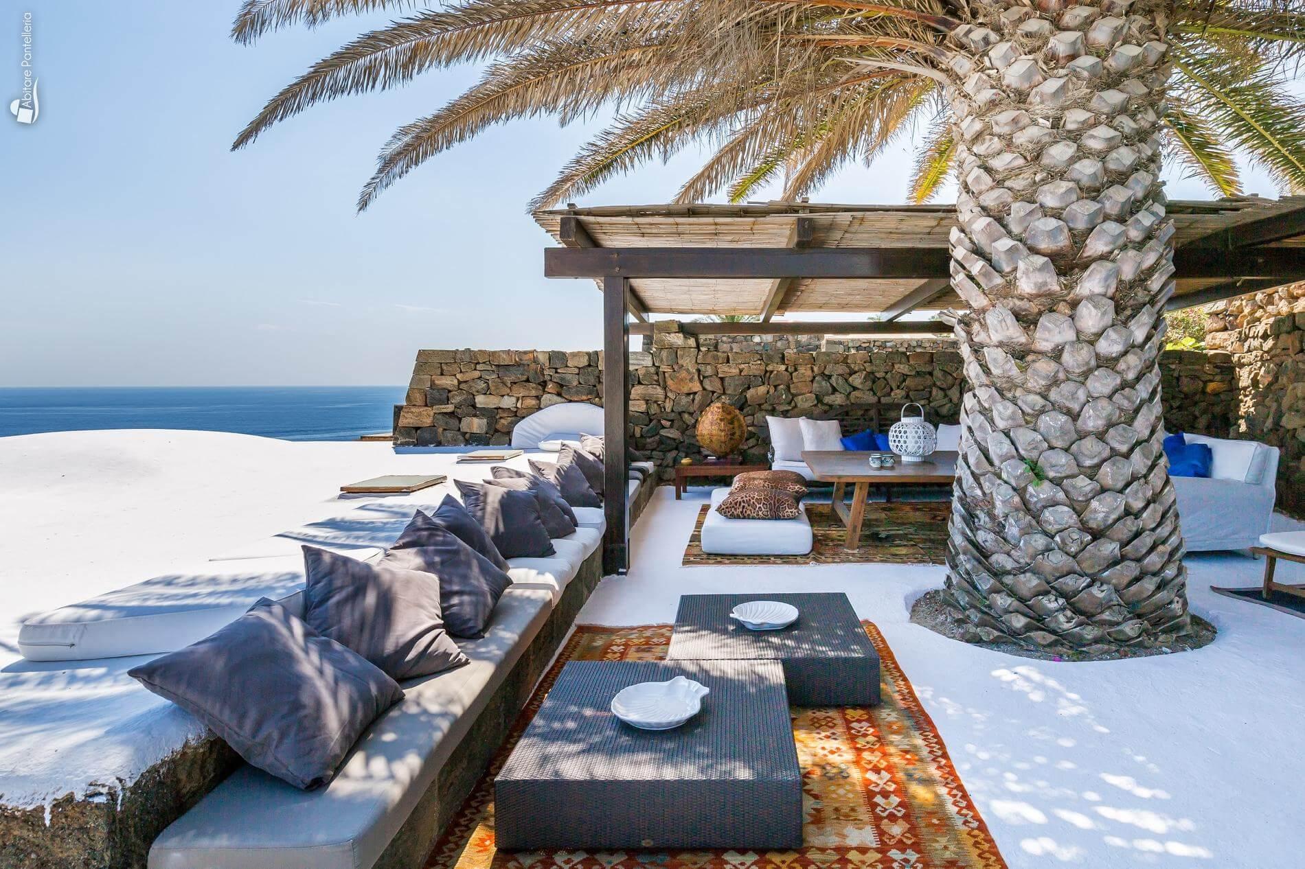 abitare pantelleria