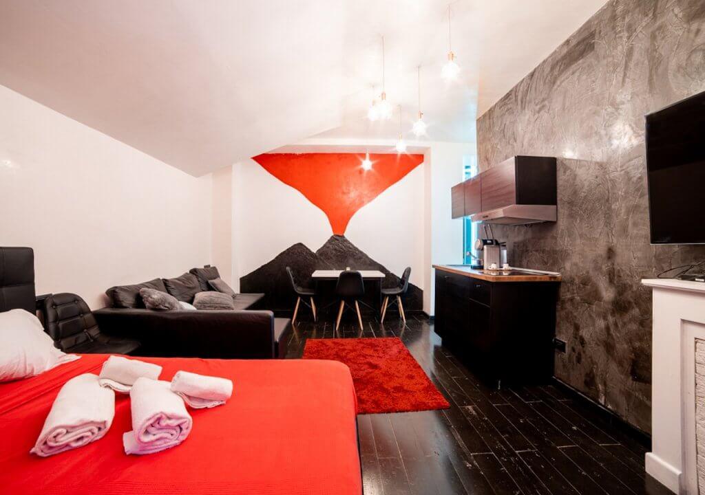 Black Vulcano Suites&Studios